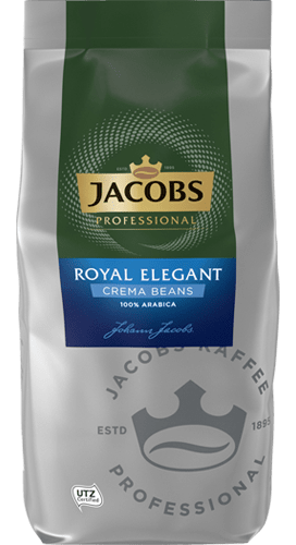 JACOBS PROFESSIONAL ROYAL ELEGANT CAFE CREMA