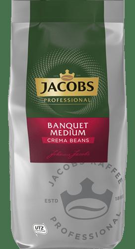 JACOBS PROFESSIONAL BANKETT MEDIUM CREMA